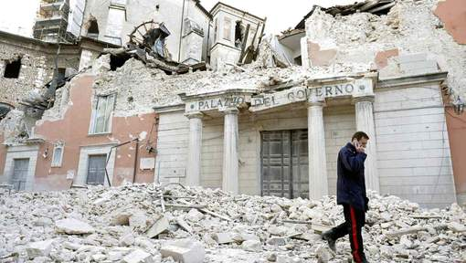 Aquila 2009 aardbeving