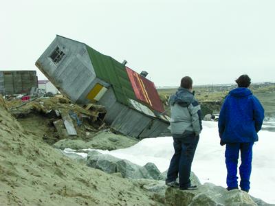Bouwen op Permafrost