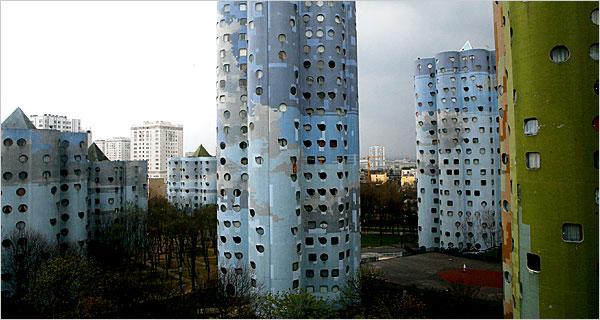Parijs en de Banlieue