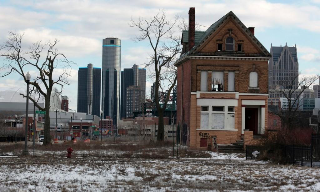 Detroit-huis