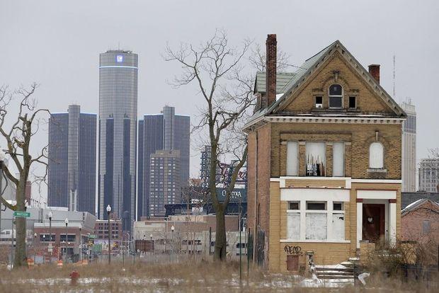 Detroit-verval