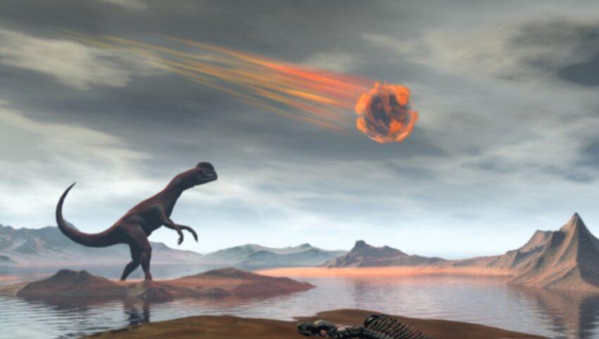 Het uitsterven van de dinosaurussen