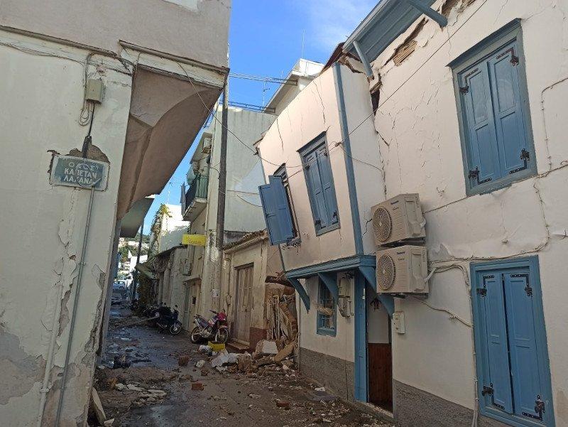 Aardbeving Griekenland [Samos]