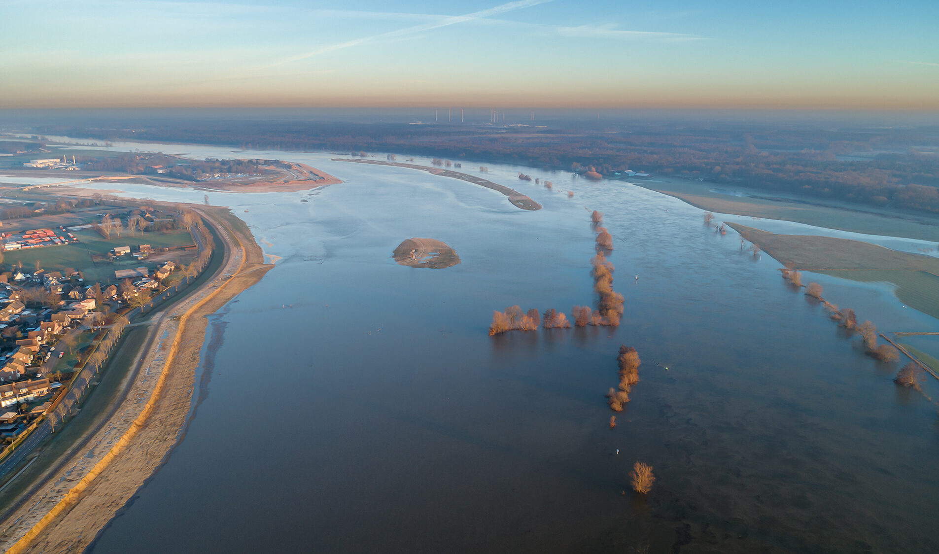 Hoogwater 2021