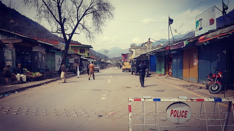 Oplaaiend geweld in Kashmir