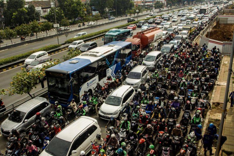 Nieuwe hoofdstad Indonesië