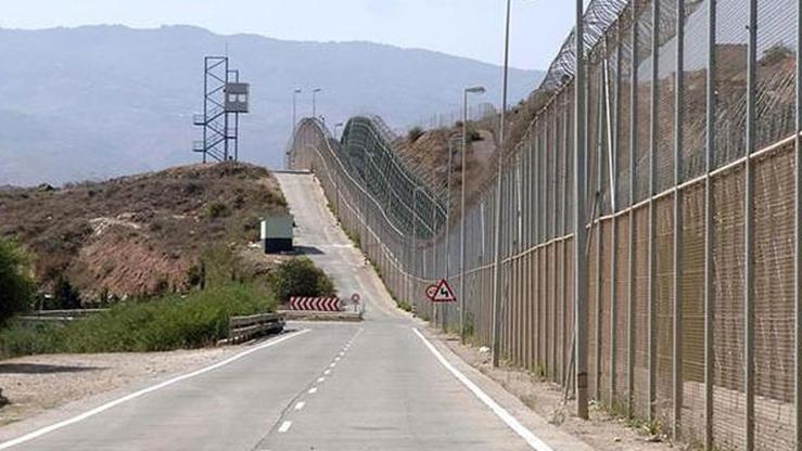Melilla-hekken