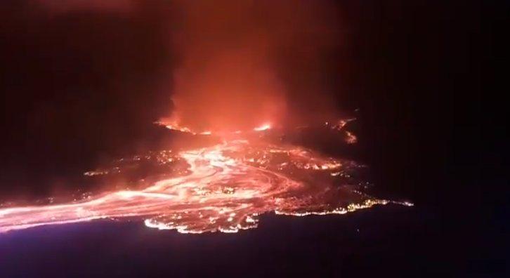 Mt Nyiragongo