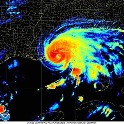 De orkanen van 2020