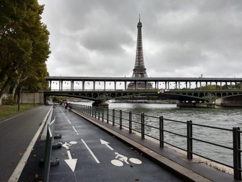 Parijs; 15 minuten stad