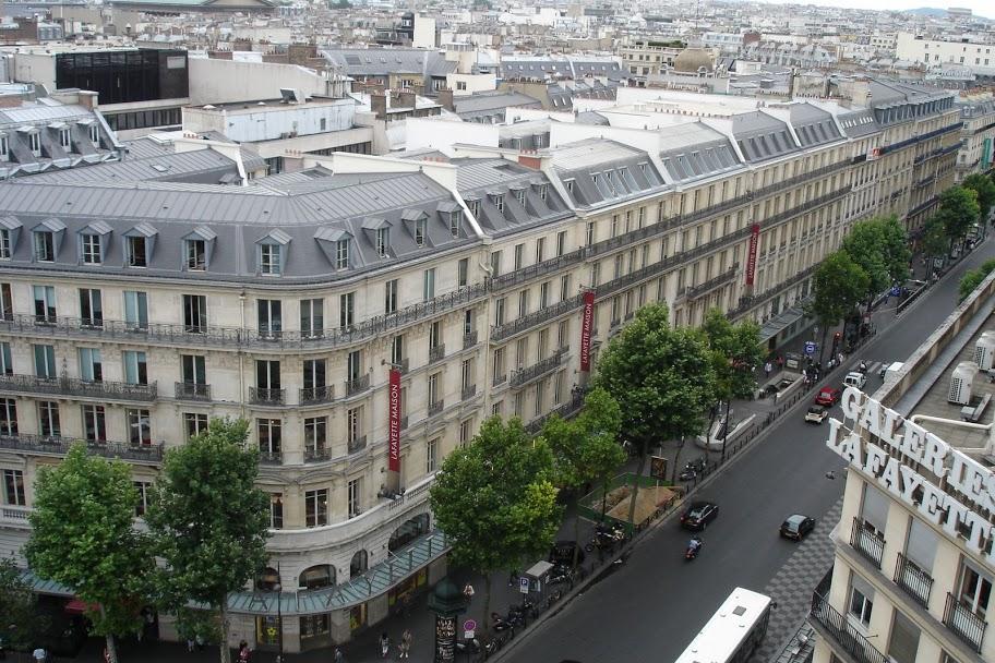 Het Parijs van Haussmann