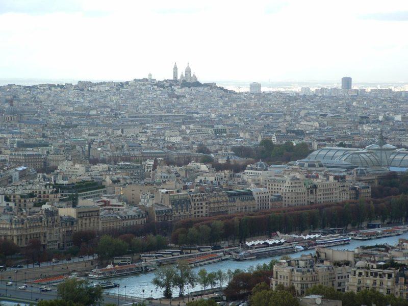 In Parijs wonen alleen nog rijken en gesubsidieerden