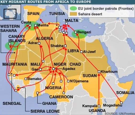 Rutas-migración-hacia-europa