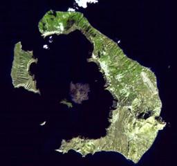Santorinivanboven