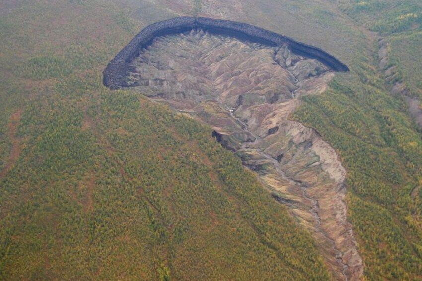 Batagaika-krater