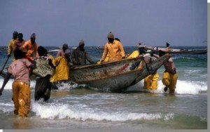 senegalese youth turns to fishing
