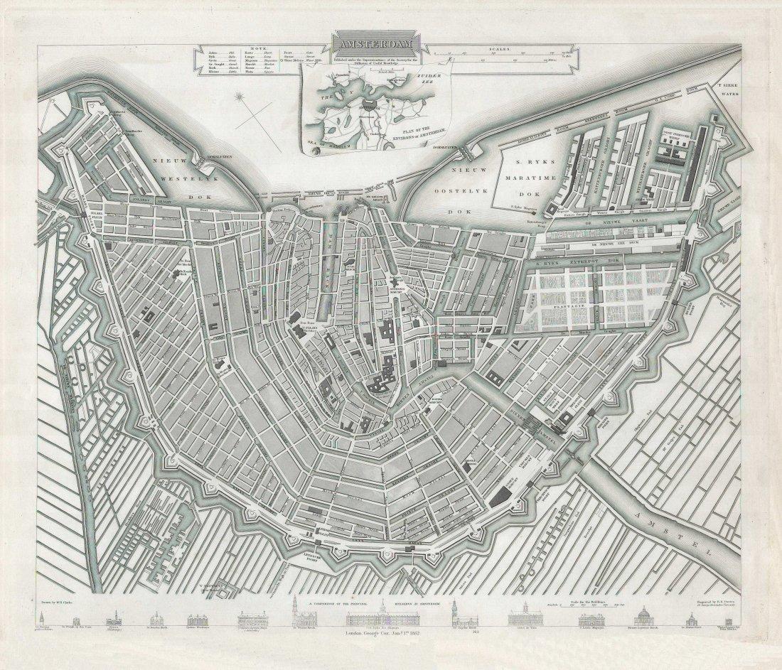 De Tweede Gouden Eeuw Amsterdam 1800 1900 De Geobronnen