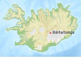 bardarbunga-map