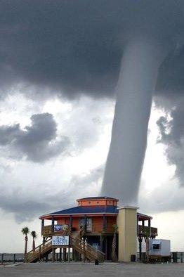 Tornado in de Verenigde Staten