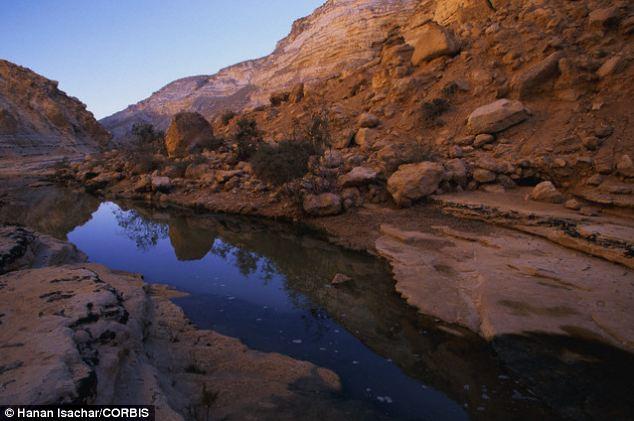 river israel