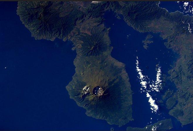 vulkaan Tambora